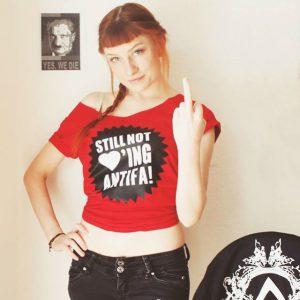 Melanie Schmitz Nazi Kontrakultur Halle (Saale) Identitäre Bewegung
