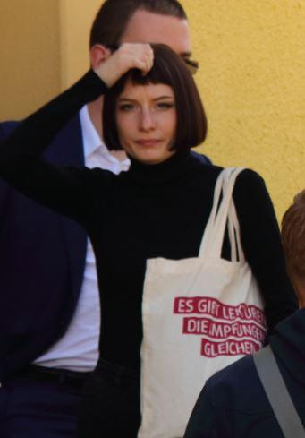 Melanie Schmitz Afd